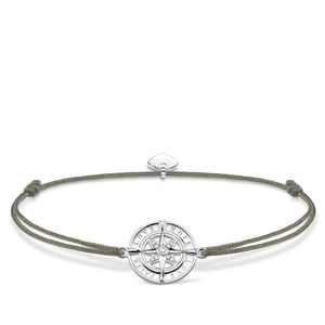 Thomas Sabo LS078-401-5 Armband Little Secret Kompass Glaube Liebe
