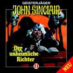 Sinclair,John Folge 23-Der unheimliche Richter