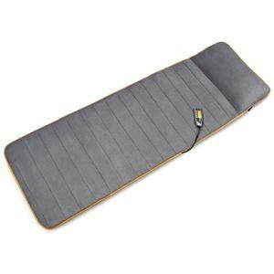 Hochwertigen- Massagematte Vibrationsmatte Massageliege Wärmematte MM 825 180 x 62 x 10 cm