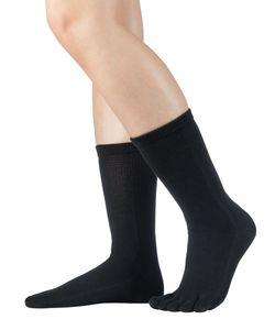 Knitido Essential Baumwolle, Größe:43-46, Farbe:Black