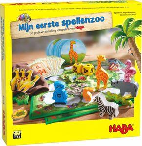 Haba kinderspiel (NLMijn eerste spellenzoo)