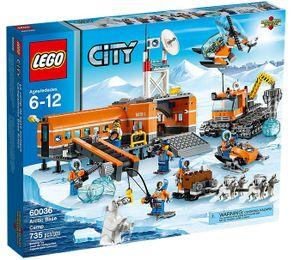 LEGO City Arktis-Basislager