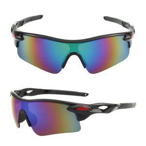 Sport-Sonnenbrille Fahrrad-Sonnenbrille PC-Objektive Fahrradbrille zum Laufen Radfahren Motorrad Skifahren Maenner Frauen