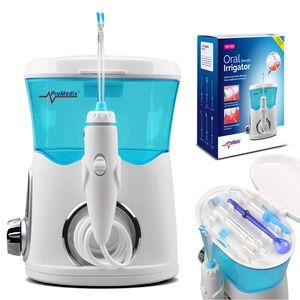 Oral Irrigator Munddusche Reisemunddusche Mundhygiene Zahnpflegesystem 8Aufsätze