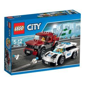 LEGO® City Police 60128 Polizei-Verfolgungsjagd
