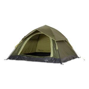 Lumaland Outdoor Zelt Pop Up Wurfzelt 3 Personen