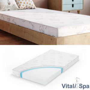 VitaliSpa Calma Comfort Kaltschaummatratze H2 Kinder 80x160