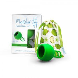 Merula Cup Menstruationstasse OneSize Farbe - Apple
