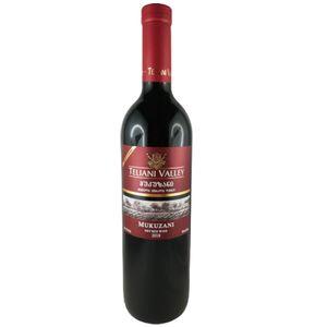 Teliani Valley Rotwein Mukuzani 0,75L georgischer Wein trocken dry wine