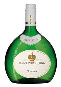 Weingut Hans Wirsching Silvaner Gutswein Franken QbA trocken 2019 (1 x 0.750 l)