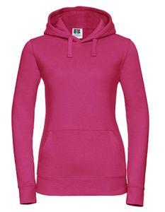 Ladies Authentic Hood - Farbe: Fuchsia - Größe: L