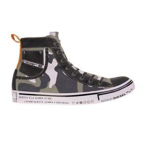 Diesel Deutschland Y01699 P1640 S-IMAGINEE - Damen Schuhe Sneaker - f15254, Größe:40 EU