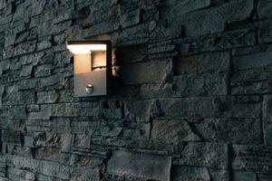 Heitronic LED Wandleuchte BONITA mit Sensor