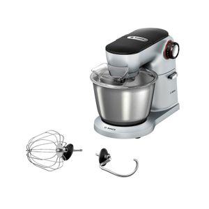 Bosch MUM9A32S00 OptiMUM Küchenmaschine, Farbe:Silber