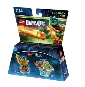 LEGO Dimensions Cragger Fun Pack (71223)