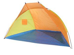 HI Strandzelt Mehrfarbig 220 × 115 × 115cm