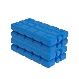 4er Set Kühlakkus blau 200 ml