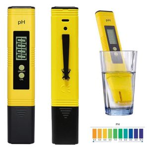 Digital PH Wert Tester Wasser Messgerät PH-Stift pH-Meter Aquarium Pool
