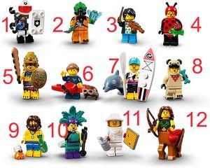 LEGO Minifigures 71029 - LEGO Minifiguren Serie 21 - 11 - Imker