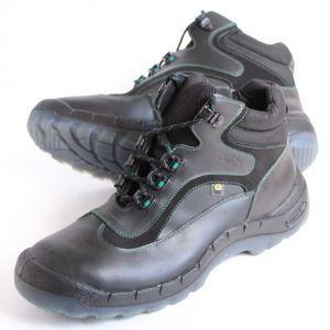 OTTER 93689 Sicherheitsschuh Sicherheitsschuhe Arbeitsschuhe Hoch Stiefel S2, Größe:39