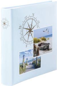 Hama Jumbo Compass         30x30 100 weiße Seiten            3852