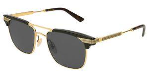 Gucci Sonnenbrillen GG0287S 001 Schwarz Unisex