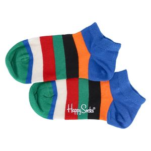 Socken STRIPE LOW SOCK Blau, Color:multicolor, 332-HPS: Happy Socks:41-46