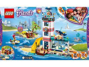 LEGO® Friends Leuchtturm mit Flutlicht, 41380