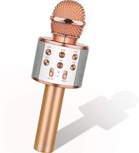 Bluetooth Karaoke Mikrofon - Geschenke für Jungen und Mädchen