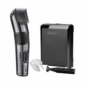 Babyliss E978E Carbon Titanium Hair Clipper Haarschneider, Farbe:Titanium