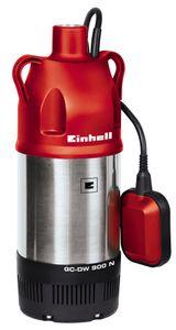 Einhell Tauchdruckpumpe, GC-DW 900 N, Leistung 900 Watt, Förderhöhe max. 6000 l/h, 4170964