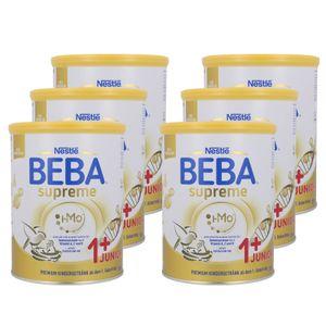 Nestlé BEBA SUPREME Junior 1+ - 6x800g