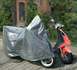 Unitec 75855 Motorrad-/ Rollergarage PE