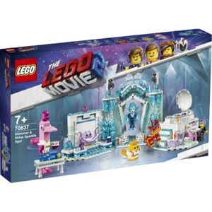 The LEGO Movie™ 2 Schimmerndes Glitzer-Spa!, 70837