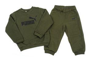 Puma Jungen Fleece Trainingsanzug 1-2 Jahre