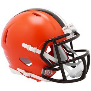 NFL Mini Helm Cleveland Browns 2020 Speed Riddell Footballhelm