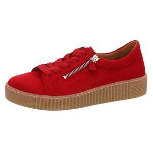 Gabor Damen Sneaker rot 33-334-15 : 6