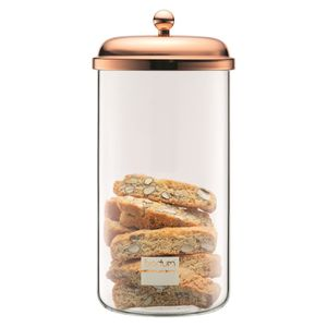 BODUM Vorratsdose Vorratsglas Frischhaltedose Aufbewahrungsbox CLASSIC 2 L