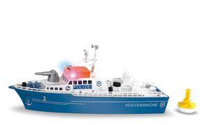 Siku 5401 Polizeiboot blau/weiss, schwimmfähig