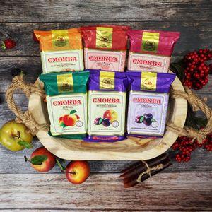 SET Belyov Pastila Smokva 6 Teilig: Smokva   Fruchtleder   in 6 Geschmackssorten