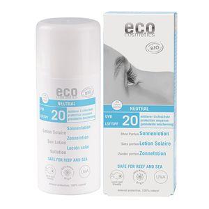 eco cosmetics Sonnenlotion neutral LSF 20 - 100 ml