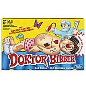 Dr. Bibber, Gesellschaftsspiel ab 6 Jahre