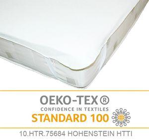 MATRATZENSCHONER Matratzenschutz Wasserdicht 80x160 Matratzenauflage Matratzenschonbezug Comfort