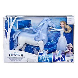 Disney Die Eiskönigin Wasserzauber und Landspaß Elsa & Nokk