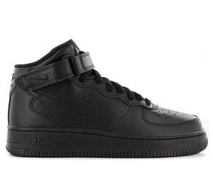 Nike Air Force 1 Mid LE - Damen Schuhe Schwarz DH2933-001 , Größe: EU 36