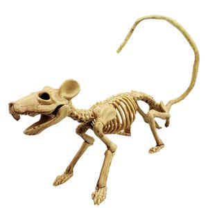 Halloween Skelett Fledermaus Skelett Horror Shop Party Knochen Prop