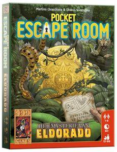 999 Games kartenspiel Pocket Escape Room: Das Mystery-Eldorado