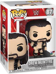 WWE - Drew McIntyre 87 - Funko Pop! - Vinyl Figur