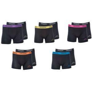 10er Pack Kappa Boxershorts Unterwäsche Unterhose Herren Boxer Short Gr. M-XXL, Größe:L