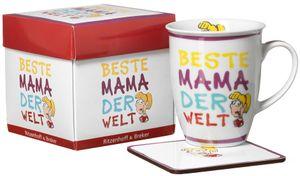 "Ritzenhoff & Breker Kaffeebecher ""Beste Mama"""